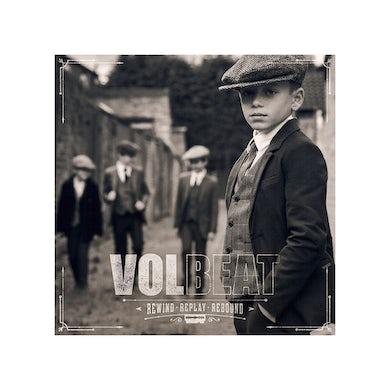 Volbeat Rewind, Replay, Rebound Deluxe Digital Album