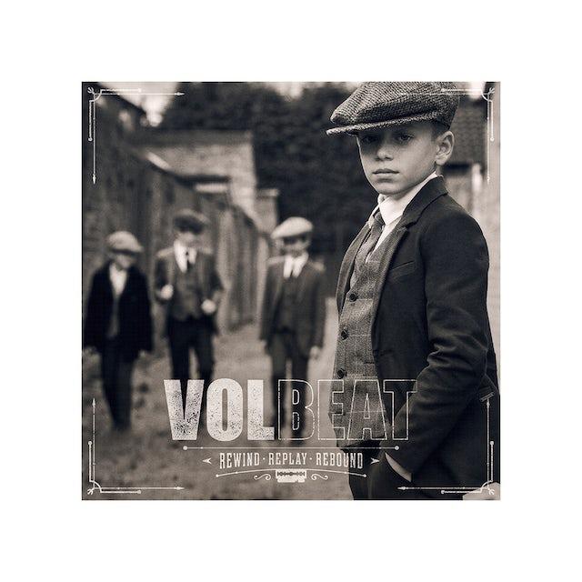 Volbeat Rewind, Replay, Rebound Digital Album