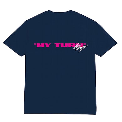 Lil Baby Navy Deluxe My Turn Tee