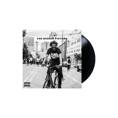 """Lil Baby The Bigger Picture 12"""" Vinyl Single"""