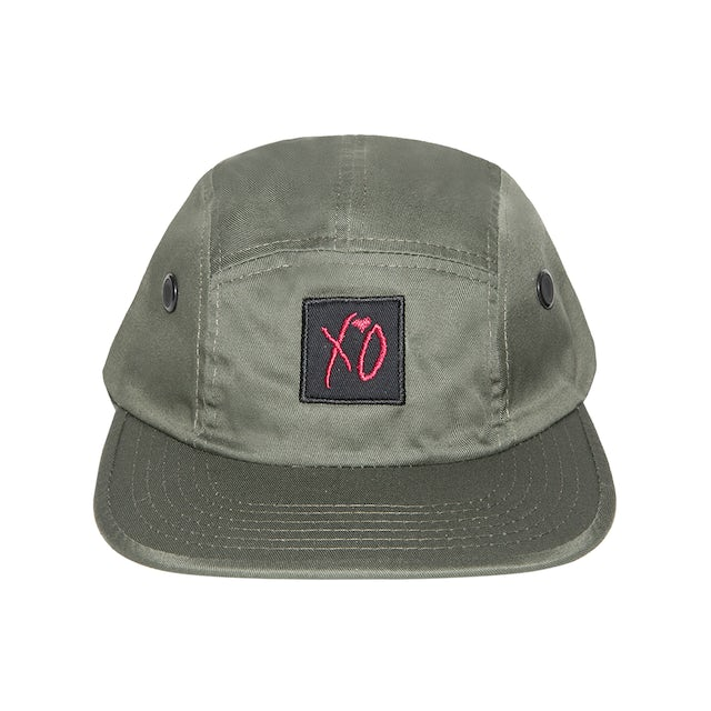 The Weeknd XO CLASSIC LOGO PREMIUM 5-PANEL CAP