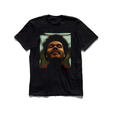The Weeknd AFTER HOURS PHOTO TEE + DIGITAL ALBUM