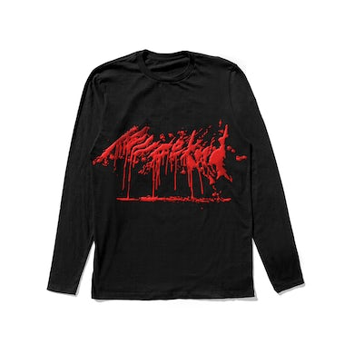 The Weeknd BLEEDING OUT LONGSLEEVE TEE + DIGITAL ALBUM