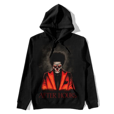 The Weeknd IN YOUR EYES PULLOVER HOOD + DIGITAL ALBUM
