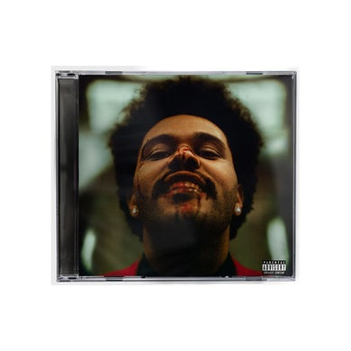 The Weeknd AFTER HOURS ALBUM CD + DIGITAL ALBUM