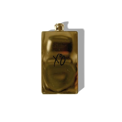 The Weeknd AFTER HOURS GOLD FLASK + DIGITAL ALBUM