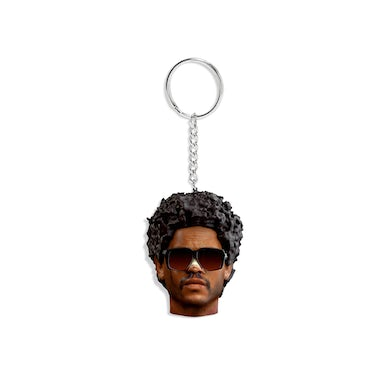 The Weeknd AFTER HOURS 3D SCULPTED KEYCHAIN  + DIGITAL ALBUM