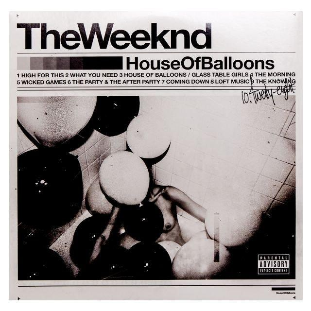 The Weeknd House Of Balloons LP (Vinyl)