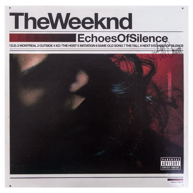 The Weeknd Echoes Of Silence LP (Vinyl)
