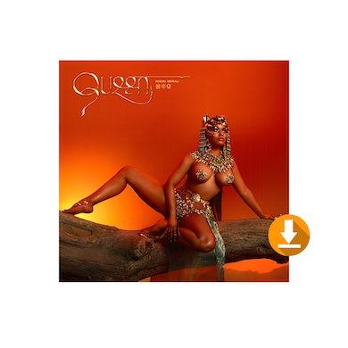 Nicki Minaj Queen Digital Album