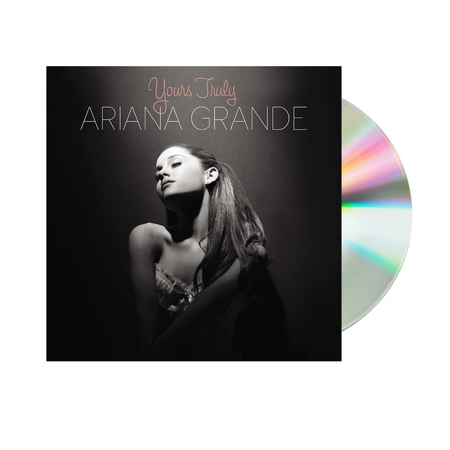 Ariana Grande Yours Truly CD