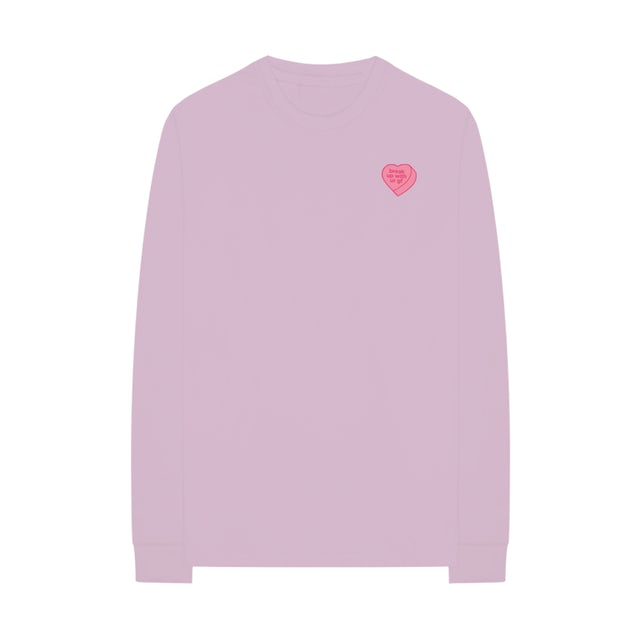 Ariana Grande break up with your gf longsleeve I + digital album