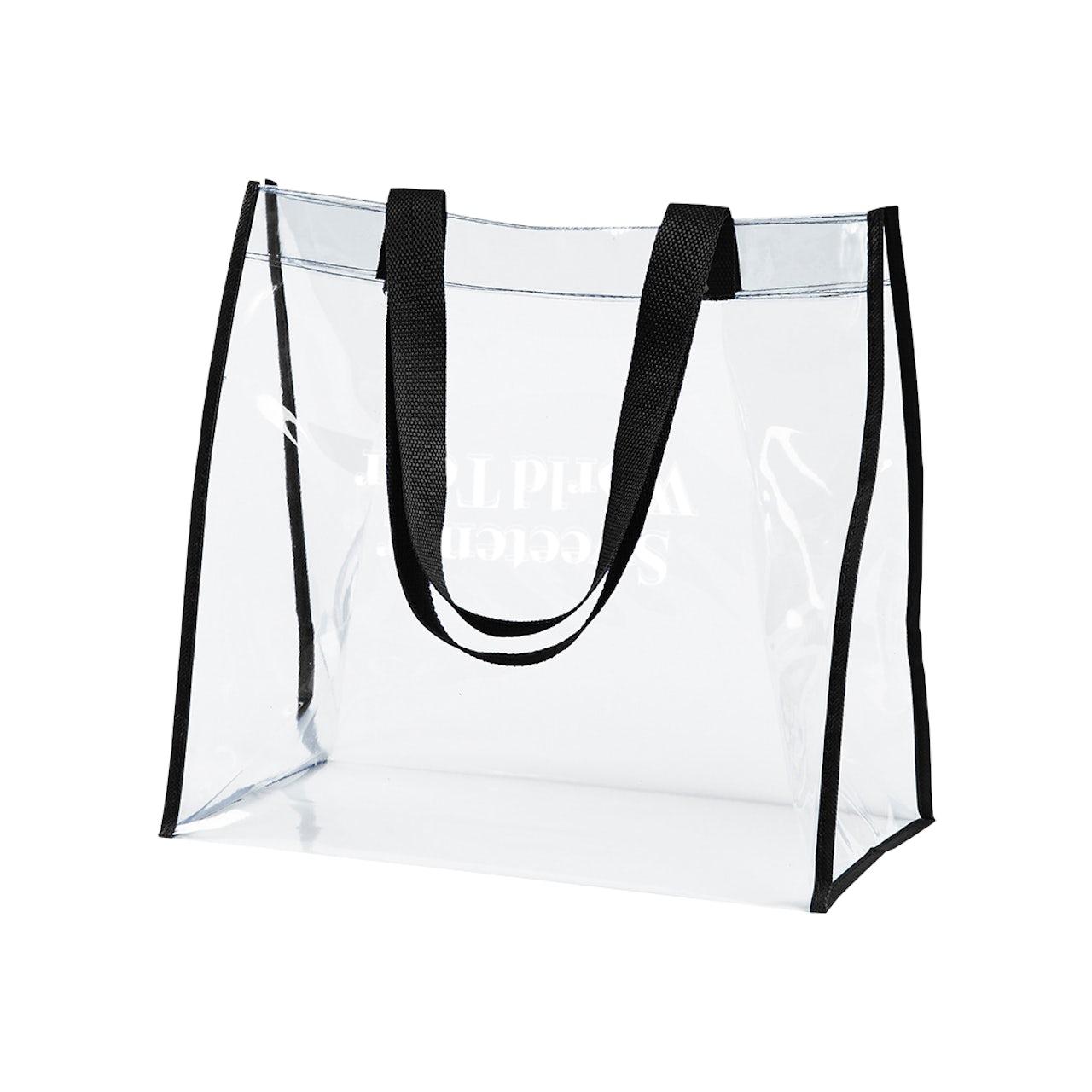 319e702766d Ariana Grande Sweetener Tour Clear Tote Bag