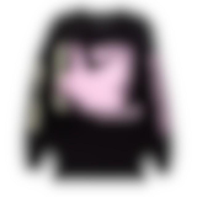 Ariana Grande SILHOUETTE LONG SLEEVE T-SHIRT