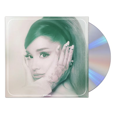 Ariana Grande Positions Limited Edition CD 2