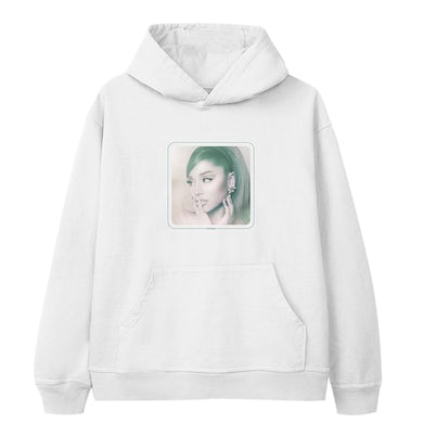 Ariana Grande positions cover hoodie