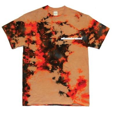 Missunderstood Orange Tie Dye T-Shirt