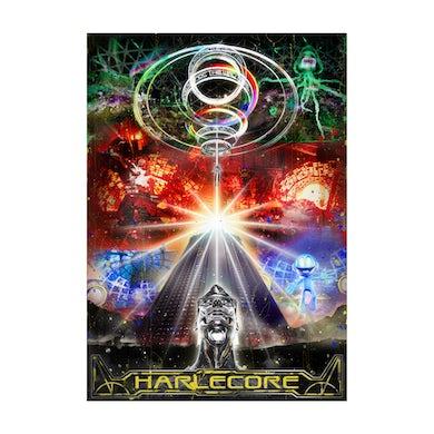 Danny L Harle - Harlecore Poster