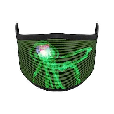 DJ Ocean Fiber Optic Face Covering