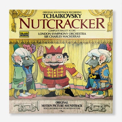 Tchaikovsky's The Nutcracker (Original Motion Picture Soundtrack) (LP) (Vinyl)