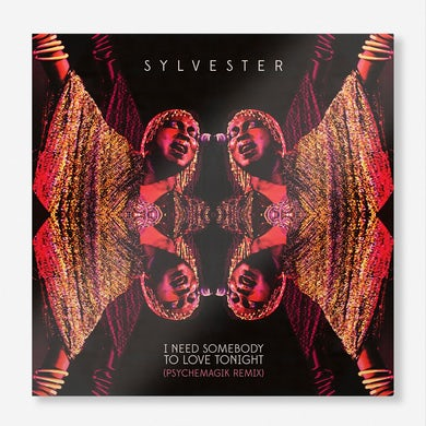"I Need Somebody to Love Tonight"" (Psychemagik Remix) (12"" Single LP) (Vinyl)"