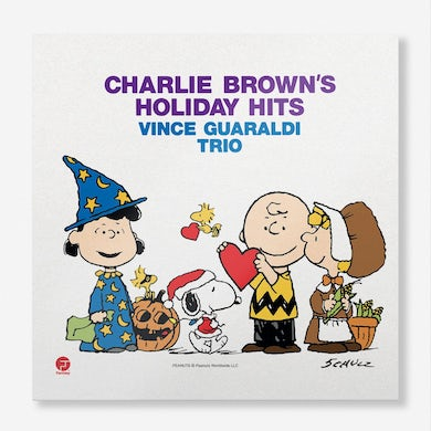 Vince Guaraldi Trio - Charlie Brown's Holiday Hits (LP) (Vinyl)