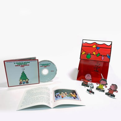Vince Guaraldi Trio - A Charlie Brown Christmas (Doghouse Edition CD)