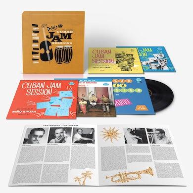 Various Artists - The Complete Cuban Jam Sessions (5-LP Box Set) (Vinyl)