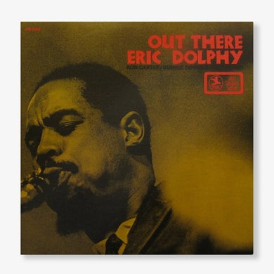 Eric Dolphy - Out There (LP) (Vinyl)