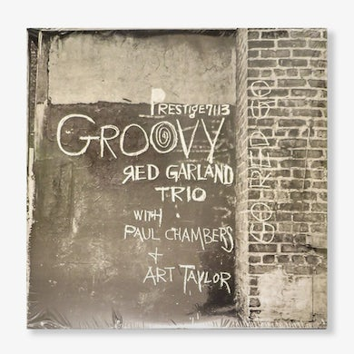The Red Garland Trio - Groovy (LP) (Vinyl)