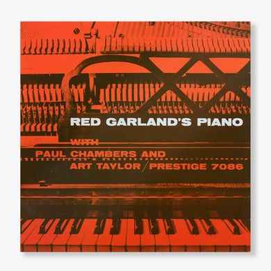 Red Garland's Piano (LP) (Vinyl)