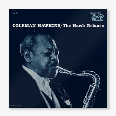 Coleman Hawkins - The Hawk Relaxes (LP) (Vinyl)