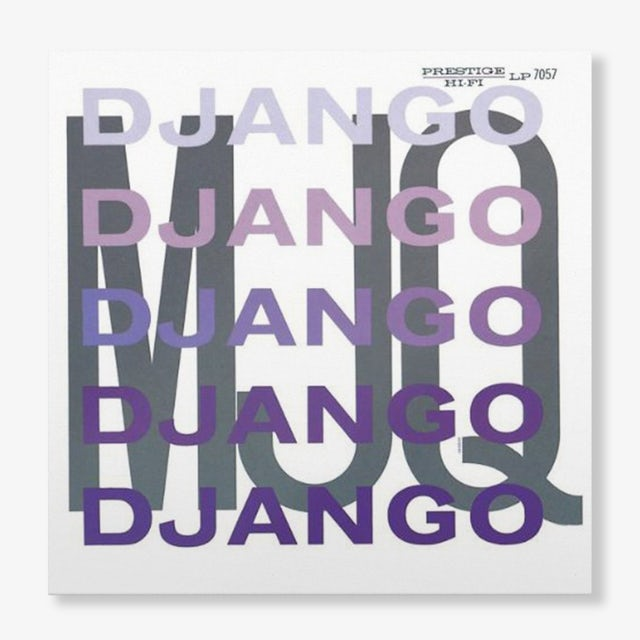 Sonny Rollins The Modern Jazz Quartet - Django (LP) (Vinyl)