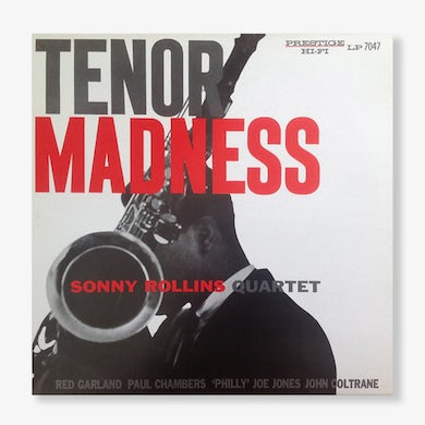 The Sonny Rollins Quartet - Tenor Madness (LP) (Vinyl)