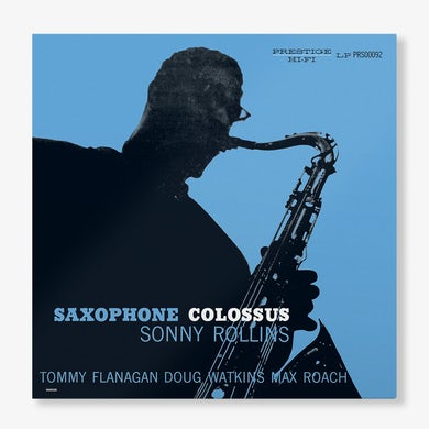 Saxophone Colossus (LP) (Vinyl)
