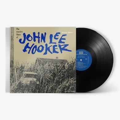 The Country Blues of John Lee Hooker (LP) (Vinyl)