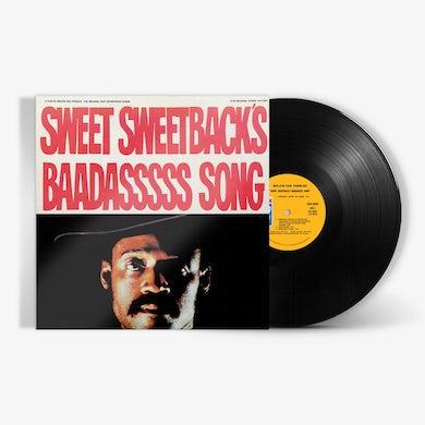 Sweet Sweetback's Baadasssss Song (LP) (Vinyl)