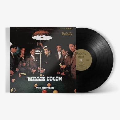 Willie Colón - The Hustler (180g LP) (Vinyl)