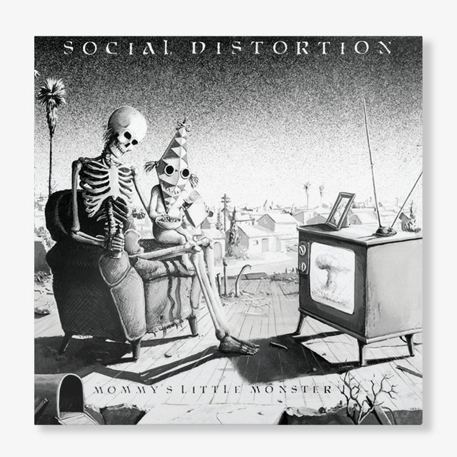Social Distortion - Mommy's Little Monster (LP) (Vinyl)