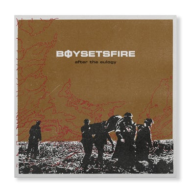 BoySetsFire - After the Eulogy (CD)