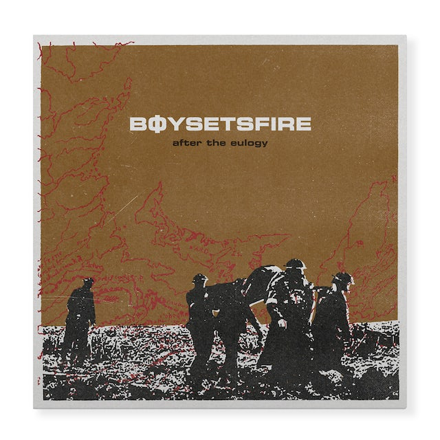 Boysetsfire After the Eulogy (CD)