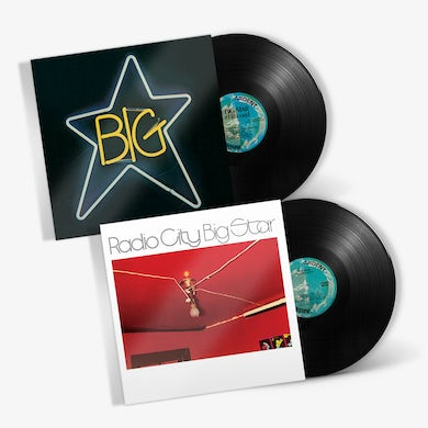 Radio City & #1 Record Bundle (180g LP) (Vinyl)