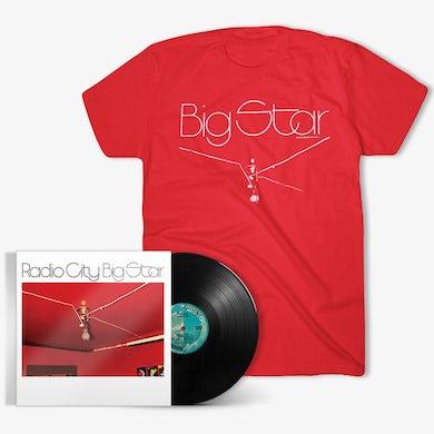 Big Star - Radio City (180g LP) + T-Shirt Bundle