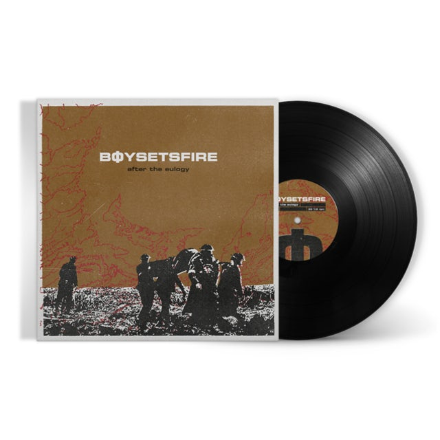 Boysetsfire After the Eulogy & Tomorrow Come Today Vinyl Bundle
