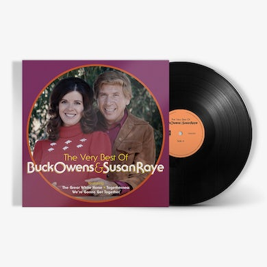 Buck Owens & Susan Raye - The Very Best of Buck Owens & Susan Raye (LP) (Vinyl)