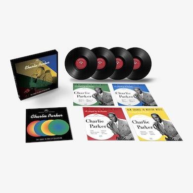 Charlie Parker - The Savoy 10-Inch LP Collection (4-LP Box Set) (Vinyl)