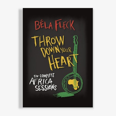 Béla Fleck - Throw Down Your Heart: The Complete Africa Sessions (3-CD/1-DVD Set)