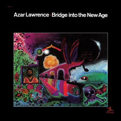 Azar Lawrence - Bridge Into The New Age (180g LP) (Vinyl)