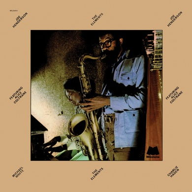 Joe Henderson & Alice Coltrane - The Elements (180g LP) (Vinyl)