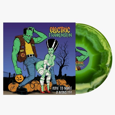 Electric Frankenstein – How To Make A Monster (Remastered LP) (Vinyl)